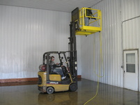 Small Capacity Forklift