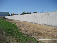 Foundation walls